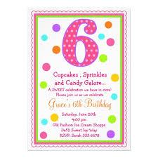 birthday invites popular 6th birthday invitation wording ideas