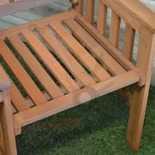 Tete A Tete Garden Furniture by Hardwood Wooden Garden Furniture Tete A Tete Garden Seat Bench