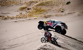 peugeot dakar annual dakar rally in south america