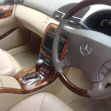 used 2002 mercedes benz cl cl500 for sale in tyne and wear