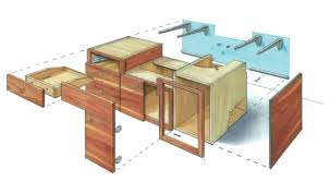 How To Install A Bathroom Sink And Vanity by Video Series How To Build A Floating Vanity Fine Homebuilding