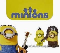 idle hands toy fair 2015 minions figures hiding