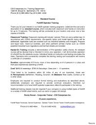 exle of a warehouse resume forklift driver resume fungram co