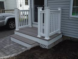 Front Porch Banisters Front Steps Railings And Newel Posts Recipes To Cook
