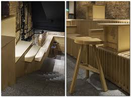 craft beer bar interior design project receives an international