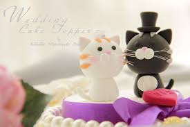 cat cake topper wedding cake topper cat www etsy listi flickr