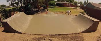 Backyard Skate Bowl Concrete Skate Ramps Oc Ramps