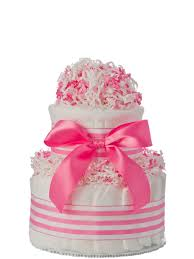 unique baby shower cakes mini tickled pink 2 tier cake baby shower cakes