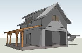 garage apartment plans one story best image of garage plans with living quarters all can download