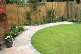 Marshalls Patio Planner Small Walkways Sandstone Path Integrated With The Patio Edged