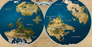 Dnd World Map by Khorvaire Eberron Wiki Fandom Powered By Wikia