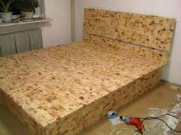Diy Bed Frame With Storage Diy Lift Top Storage Bed Your Projects Obn
