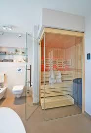 glastüren badezimmer sauna badezimmer design für ihre bequemlichkeit