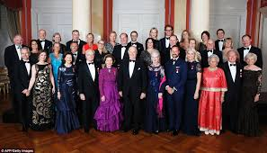 king harald sonja crown prince haakon and