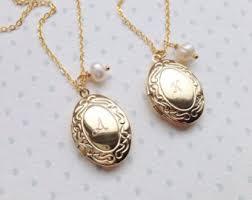 children s lockets matching locket necklace matching