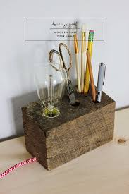 Making A Wood Desktop how to make a wooden lamp mind blowing diy projects to make your