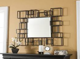 ingenious decorative wall mirrors for living room design with