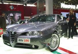 alfa 166 interni alfa romeo 166 2003 facelift jpg