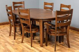Amish Oak Dining Room Furniture Amish Kitchen Table And Chairs Amish Oak Pub Table And Chairs