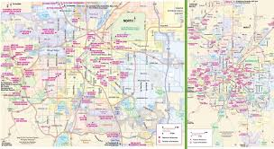 Ar Map Denver Tourist Attractions Map