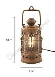 nautical lamps antique brass masthead lantern blingby