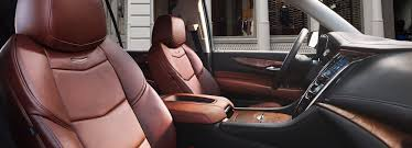 cadillac jeep interior 2018 escalade suv esv photo gallery cadillac