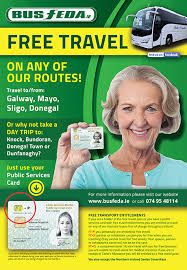Free travel on bus feda with free travel pass