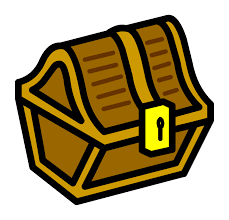 treasure chest clipart no background collection