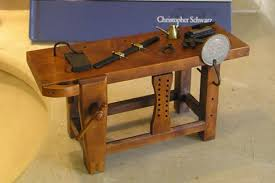 Popular Woodworking Roubo Bench Plans by An Entire Workshop In Miniature Popular Woodworking Magazine