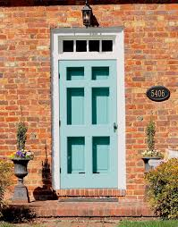 Colors For Front Doors Front Door Color For Orange Brick House Google Search Early