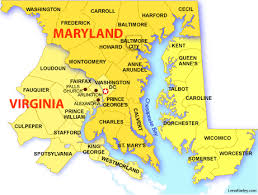 maryland map capital why did abraham lincoln need to keep maryland in the union quora