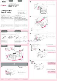 canon printer manuals manual de usuario para todo en uno impresora canon pixma inkjet