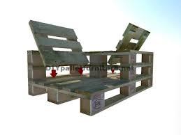 siege en palette guide pour construire un siège utilisant des palettes