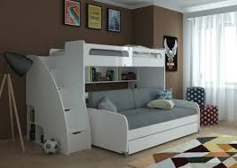 Twin Bunk Beds With Trundle Design Modern Bunk Beds Design - Nice bunk beds