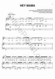 hey piano sheet onlinepianist