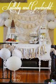 Shabby Chic Baby Shower Ideas by 113 Best Baby Shower Ideas Images On Pinterest Baby Shower