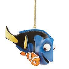 lenox disney finding dory nemo ornament 853554 ebay