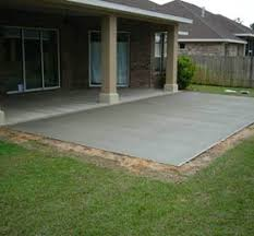 Painting Concrete Patio Slab Patio Lasco Remodeling And Construction