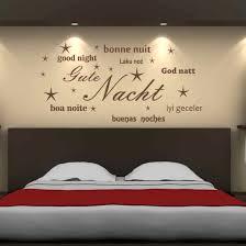 wandtattoos sprüche wandtattoo schlafzimmer reizvolle auf moderne deko ideen mit