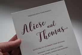 wedding invitations melbourne wedding invitations archives simplethings press wedding and