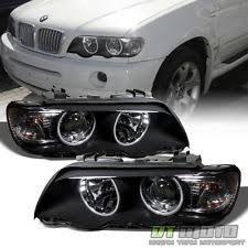 bmw x5 headlights 2001 bmw x5 ebay