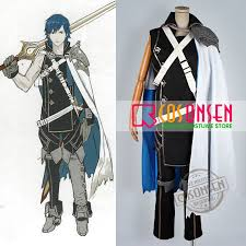 chrom design cosplayonsen emblem awakening chrom costume set