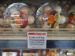 Minyak Almond Di Supermarket ada yang spesial di supermarket apa itu dapatkan gratis 1 pcs