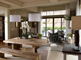 dining room best calm and airy rustic dining room design perfect