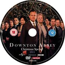 downton 2012 chistmas special 2012 television front cover