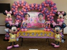 Wall Decoration With Balloons by Indian Birthday Parties And Cradle Ceremony Decorations By