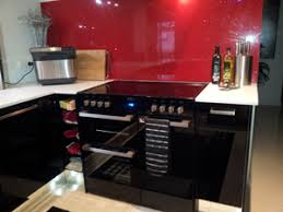 Red Ikea Kitchen - ikea kitchen installation sydney professional kitchen removal