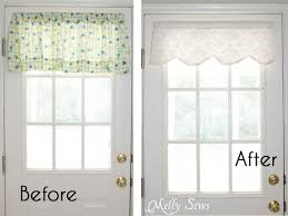 How To Sew A Curtain Sew Valances Scalloped Curtains Or Valances Melly Sews