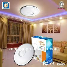Wireless Ceiling Light Fixtures Bluetooth 3w Led Ceiling Light Fixture Bluetooth 3w Led Ceiling