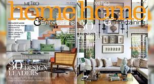 Country Homes And Interiors Magazine by Stuff Meet 30 Of The Country U0027s Design Leaders In Metro Home